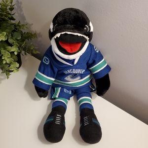 🌺 3x$25 🌺 FIN, Vancouver canucks mascot plush